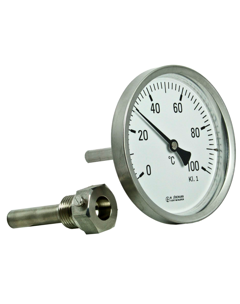 Thermometer Edelstahl